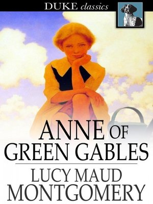 cover image of Anne of Green Gables